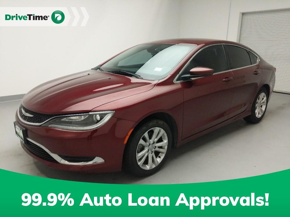 2016 Chrysler 200 in Torrance, CA 90504
