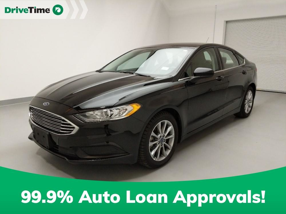 2017 Ford Fusion in Torrance, CA 90504