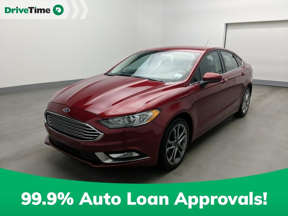 2017 Ford Fusion in Stone Mountain, GA 30083
