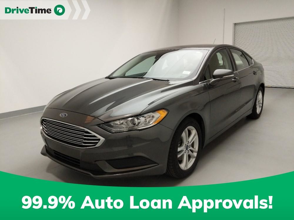 2018 Ford Fusion in Torrance, CA 90504