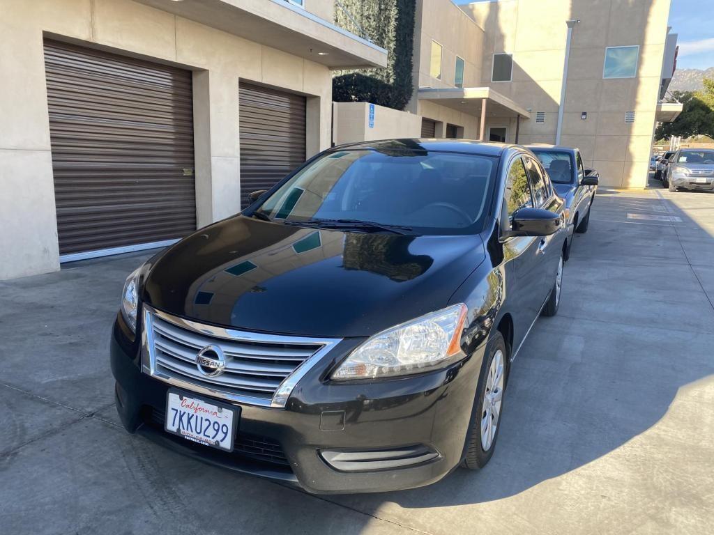 2015 Nissan Sentra in Pasadena, CA 91107