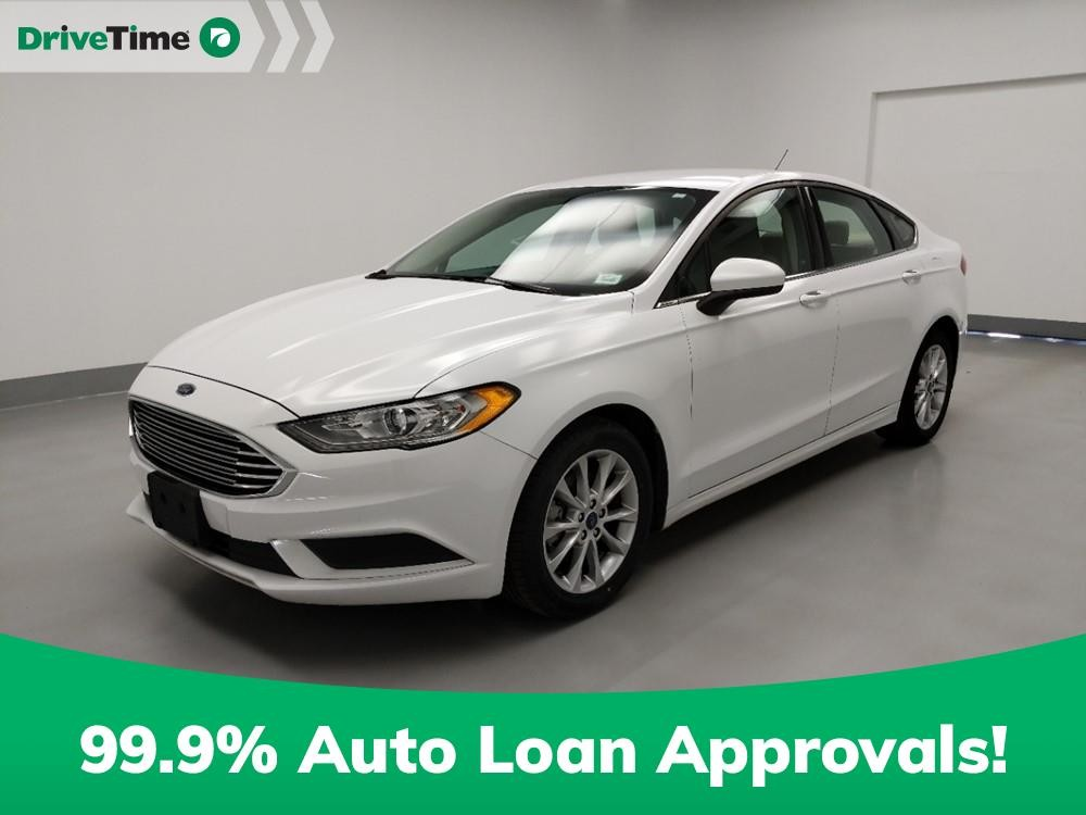 2017 Ford Fusion in Louisville, KY 40258