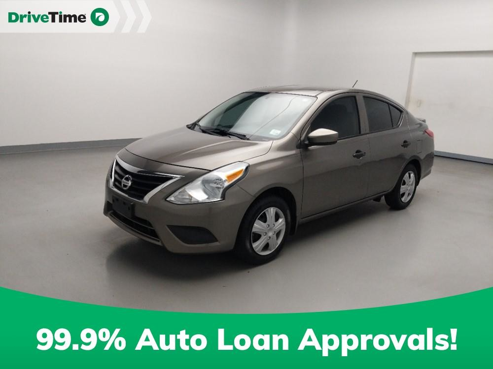 2017 Nissan Versa in Live Oak, TX 78233