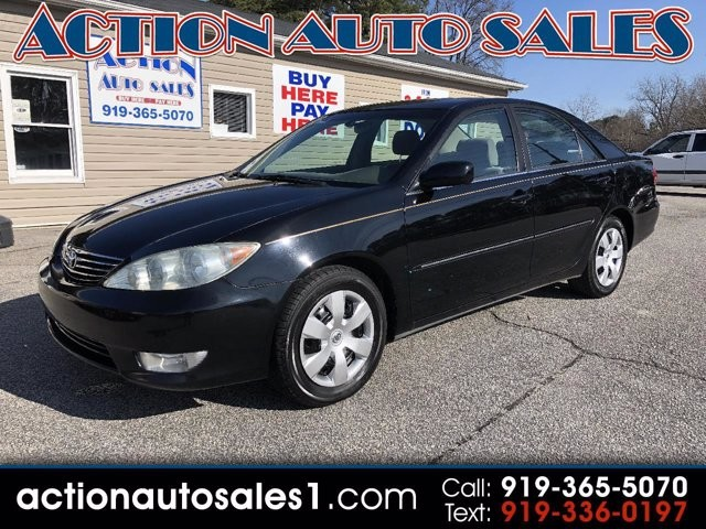 2005 Toyota Camry in Wendell, NC 27591