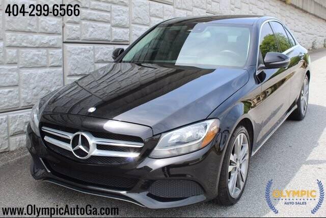 2016 Mercedes-Benz C 300 in Decatur, GA 30032