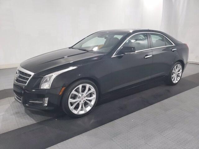 2014 Cadillac ATS in Charlotte, NC 28212
