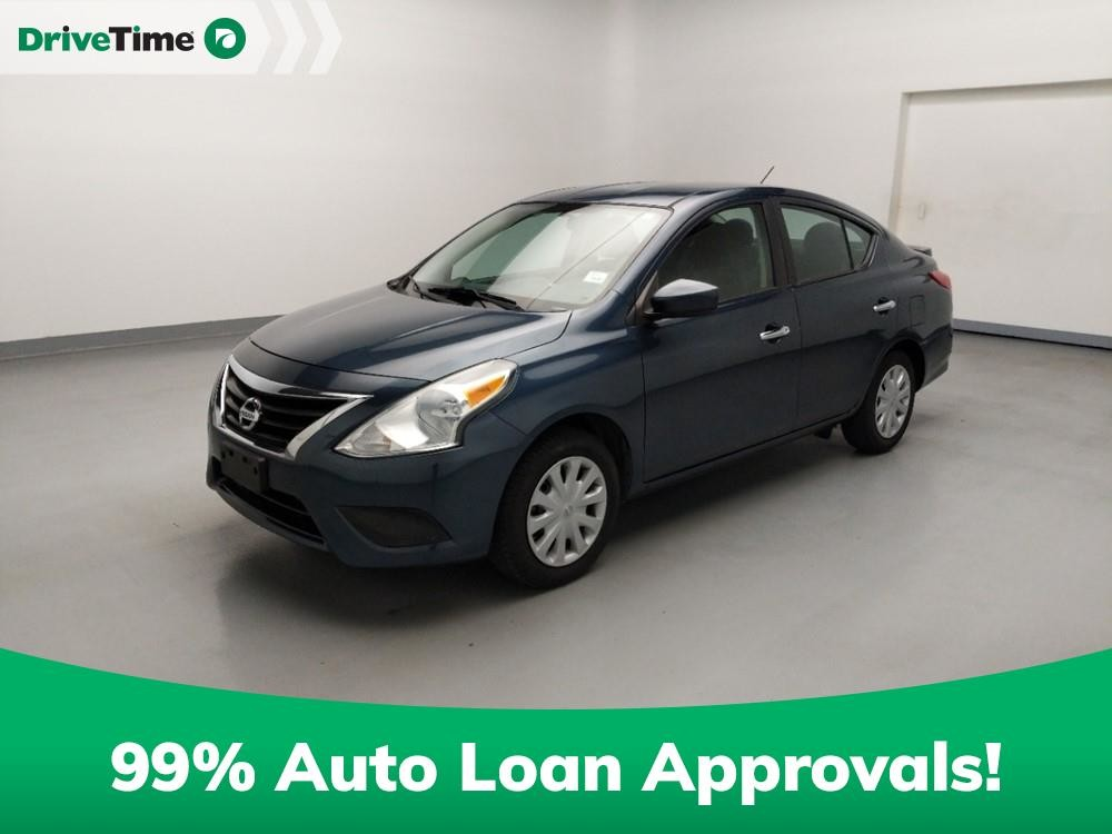 2015 Nissan Versa in Live Oak, TX 78233