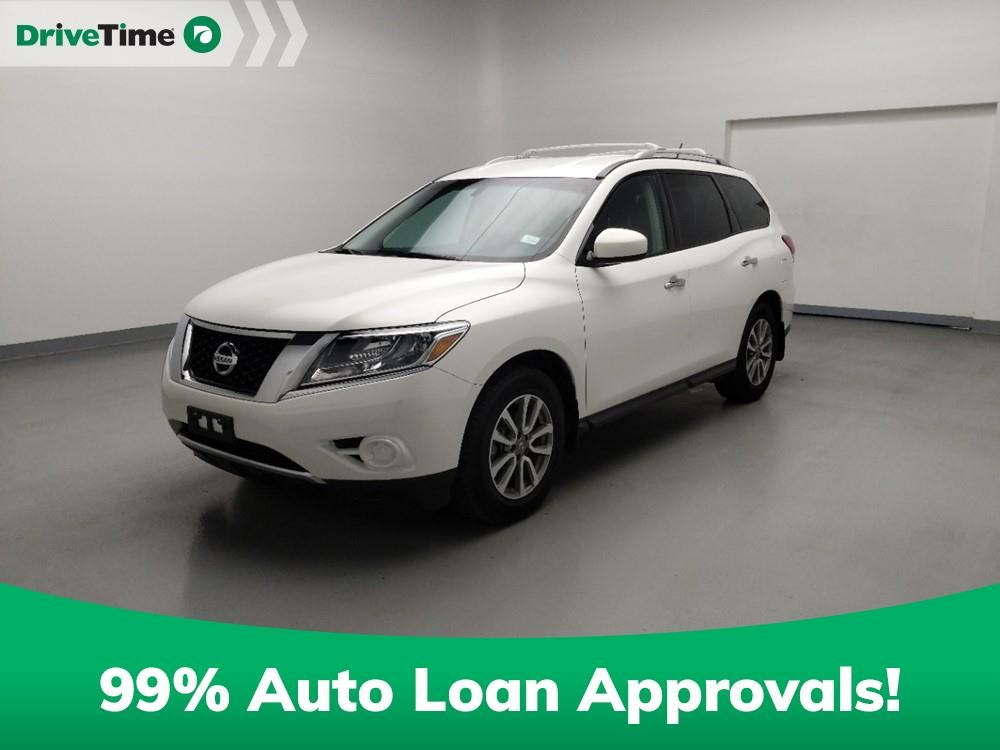 2014 Nissan Pathfinder in Live Oak, TX 78233