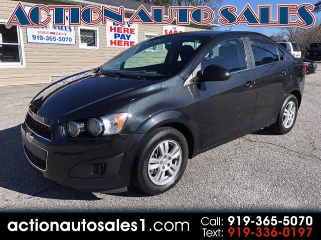 2015 Chevrolet Sonic in Wendell, NC 27591