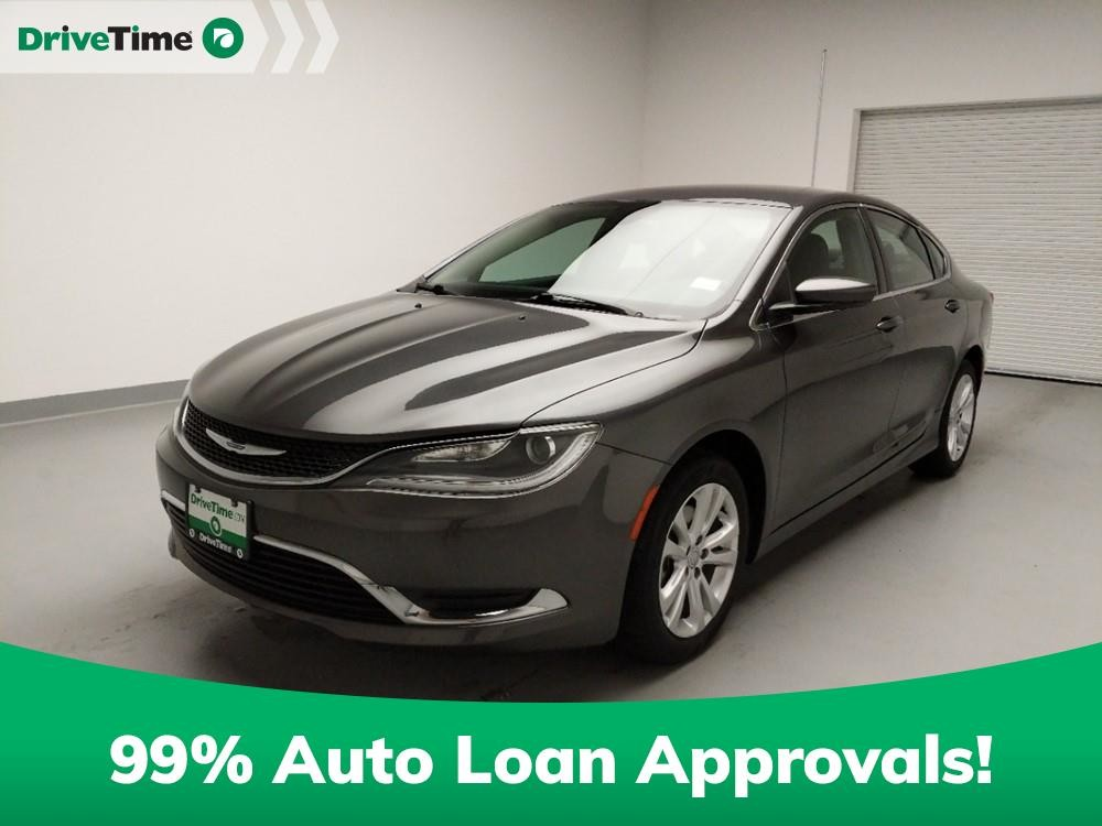 2017 Chrysler 200 in Downey, CA 90241