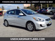 2017 Hyundai Accent in Baltimore, MD 21225