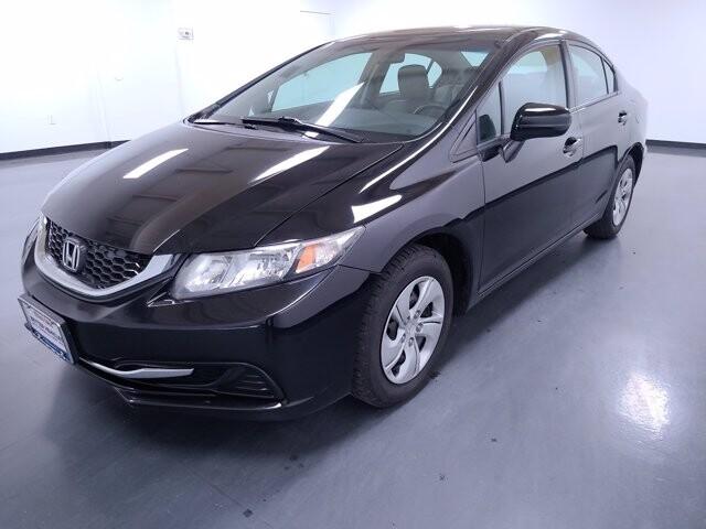 2014 Honda Civic in Union City, GA 30291