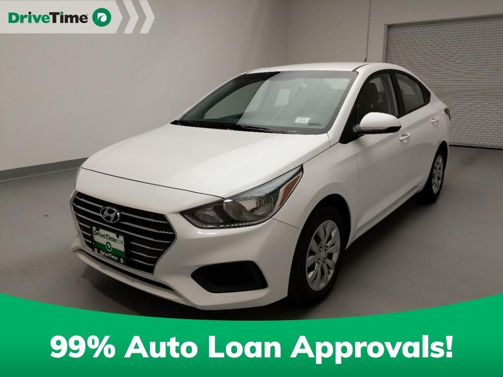 2019 Hyundai Accent in Downey, CA 90241