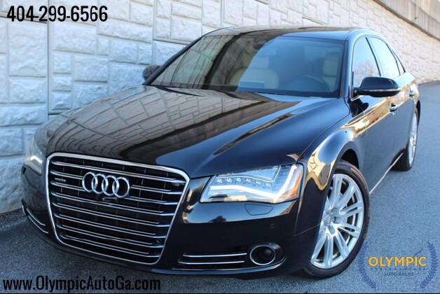 2014 Audi A8 in Decatur, GA 30032 - 1774409