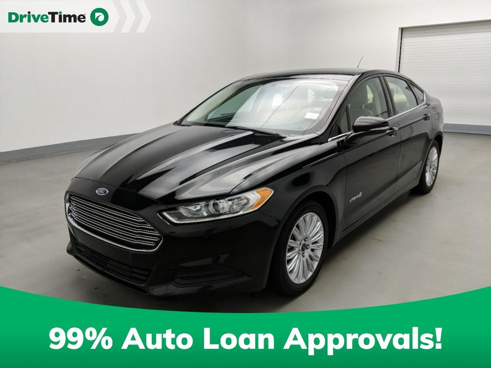 2016 Ford Fusion in Morrow, GA 30260
