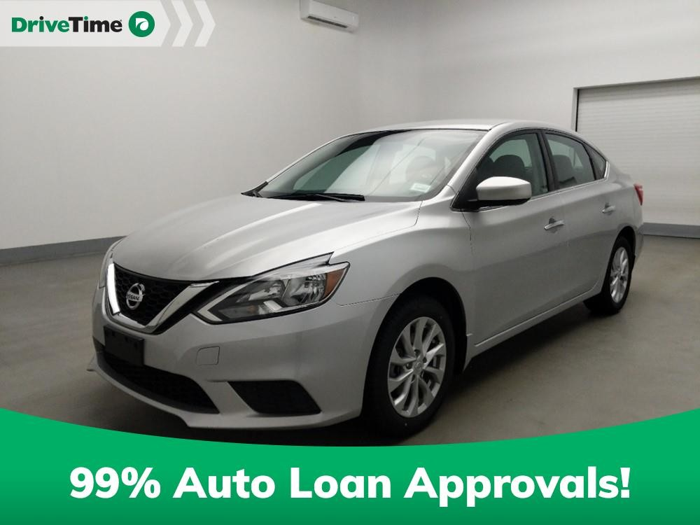 2017 Nissan Sentra in Stone Mountain, GA 30083