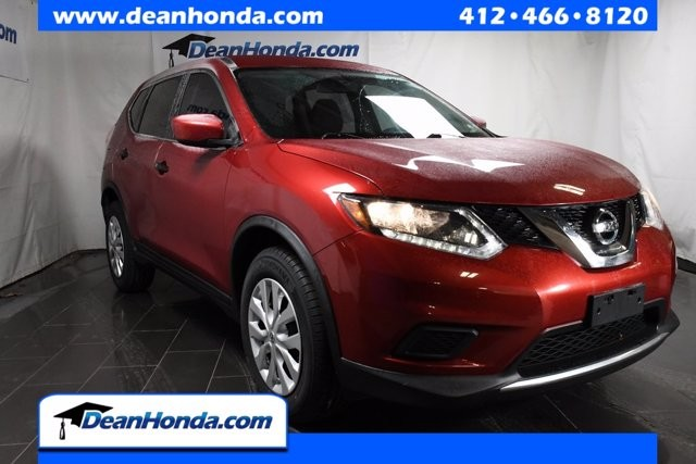 2016 Nissan Rogue in Pittsburgh, PA 15236