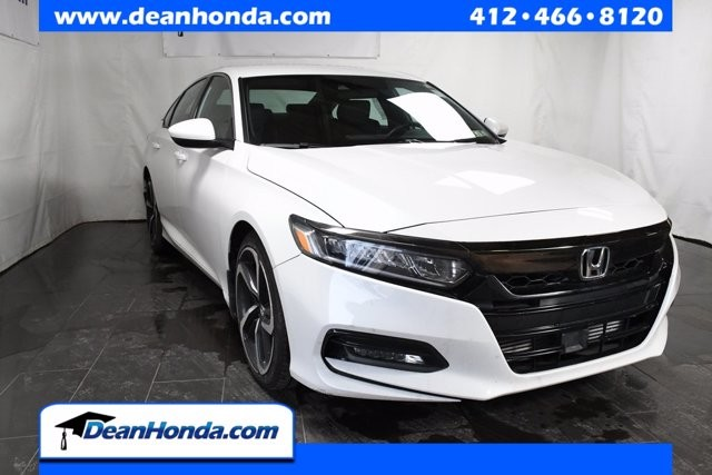 2018 Honda Accord in Pittsburgh, PA 15236