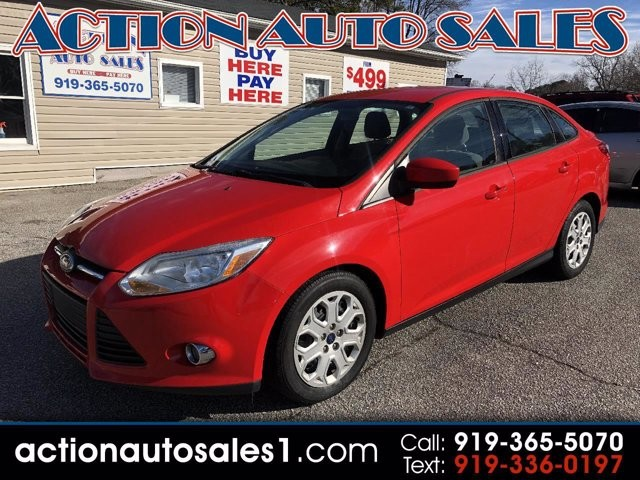 2012 Ford Focus in Wendell, NC 27591