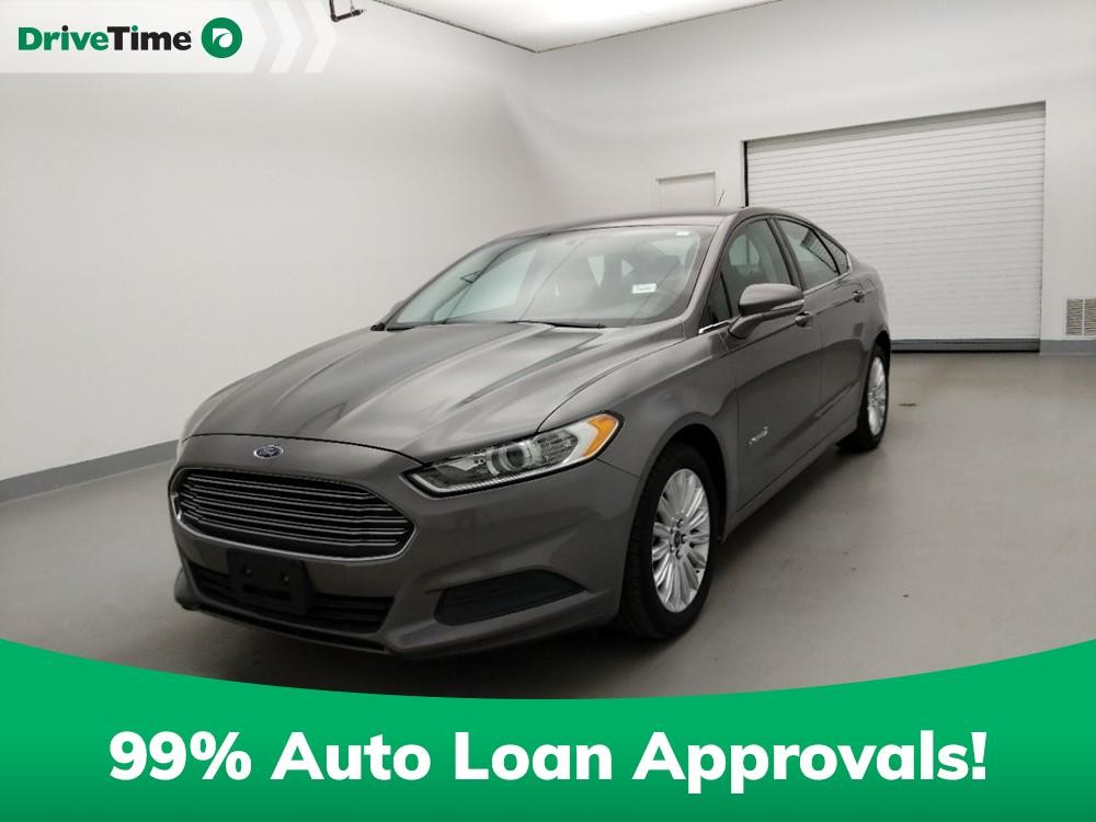 2013 Ford Fusion in Charlotte, NC 28273