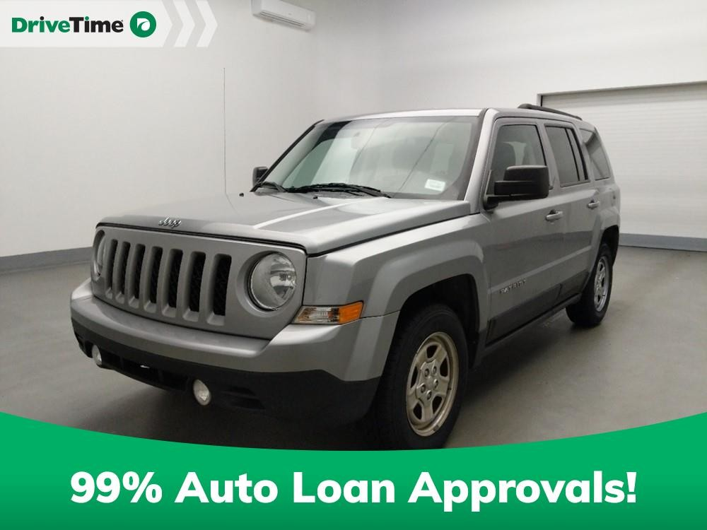 2017 Jeep Patriot in Morrow, GA 30260