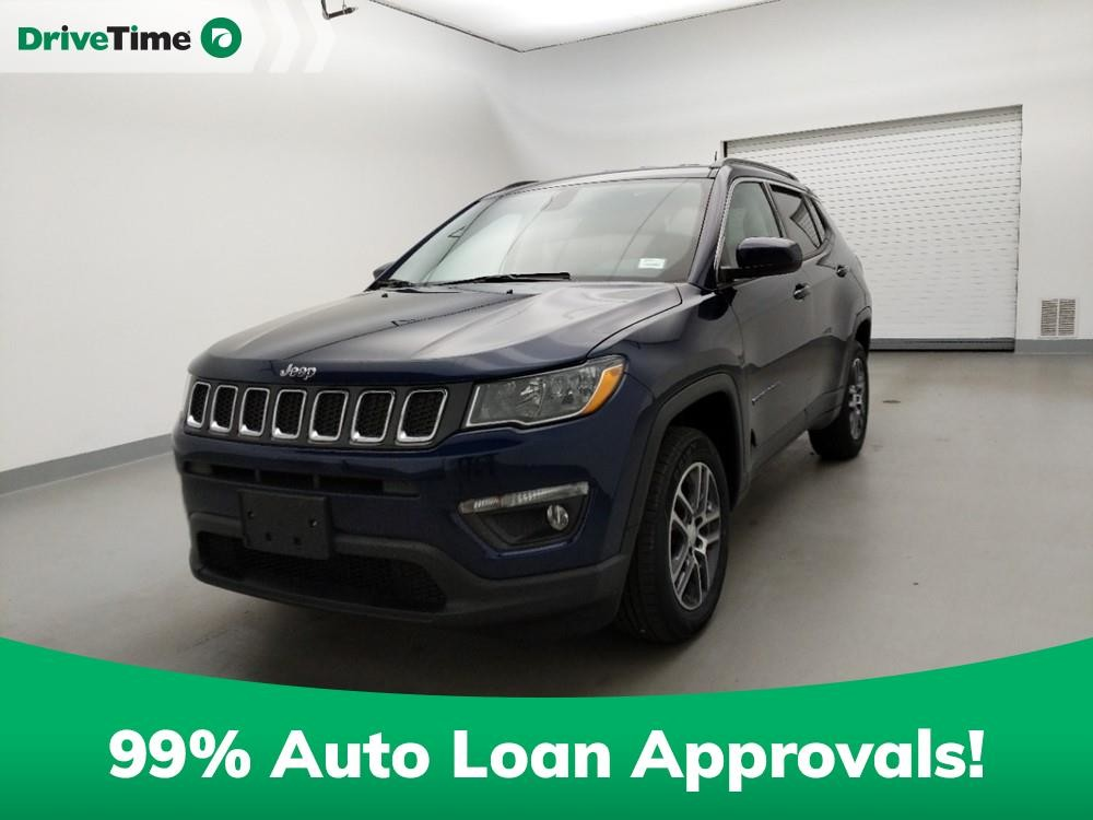 2017 Jeep Compass in Gastonia, NC 28056