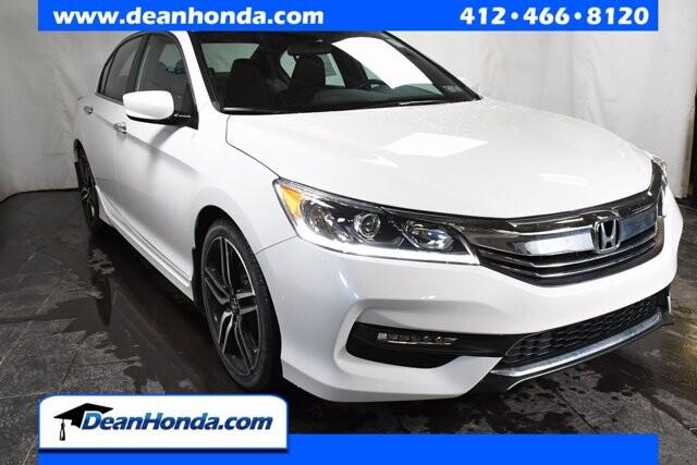 2017 Honda Accord in Pittsburgh, PA 15236