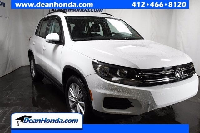 2017 Volkswagen Tiguan in Pittsburgh, PA 15236