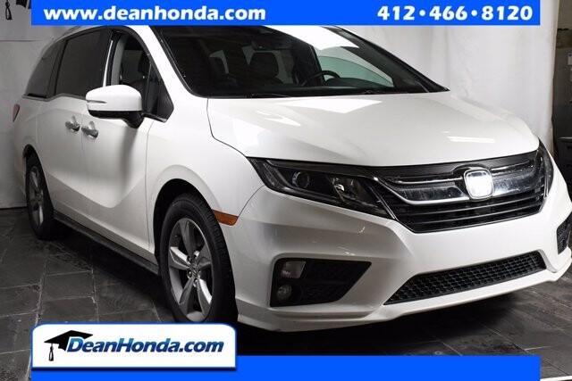 2018 Honda Odyssey in Pittsburgh, PA 15236
