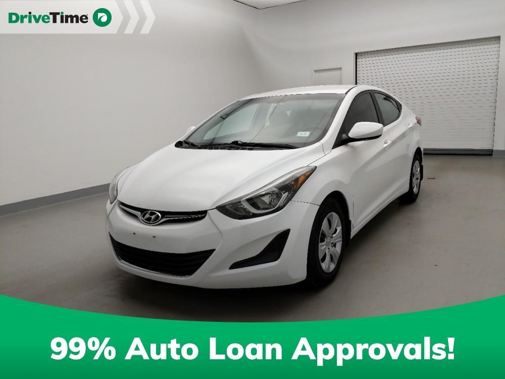 2016 Hyundai Elantra in Gastonia, NC 28056