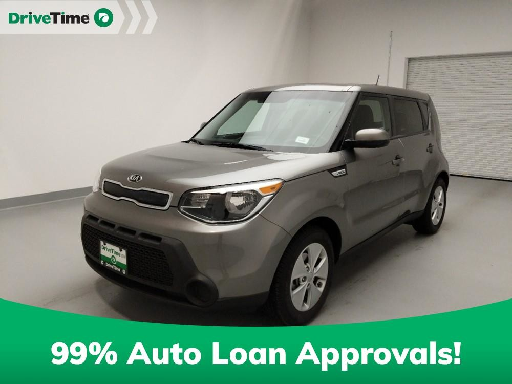 2016 Kia Soul in Downey, CA 90241