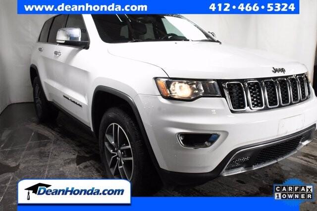 2017 Jeep Grand Cherokee in Pittsburgh, PA 15236