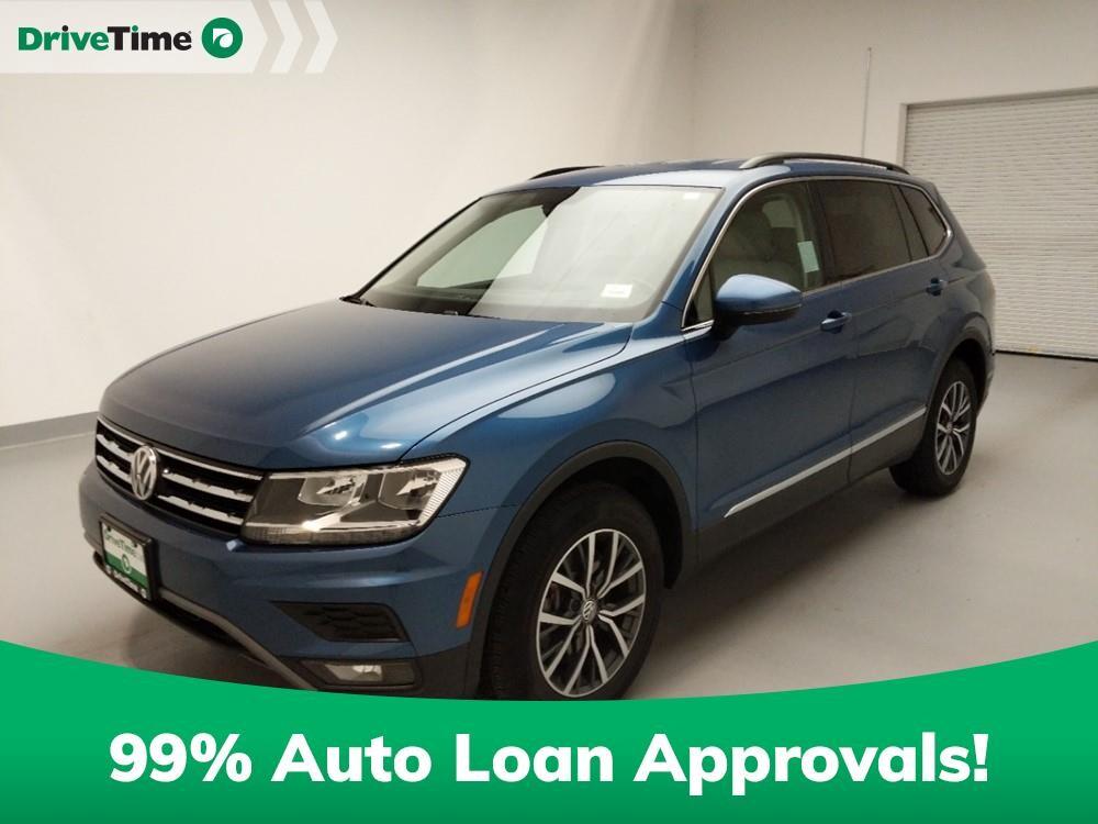 2018 Volkswagen Tiguan in Downey, CA 90241
