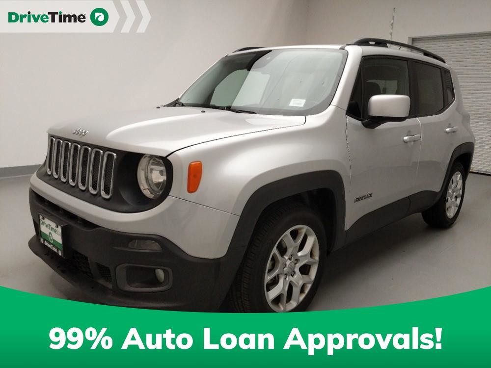 2017 Jeep Renegade in Torrance, CA 90504