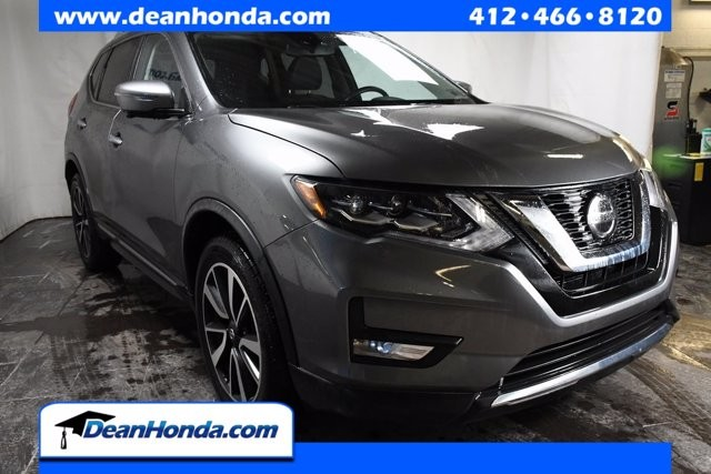2018 Nissan Rogue in Pittsburgh, PA 15236