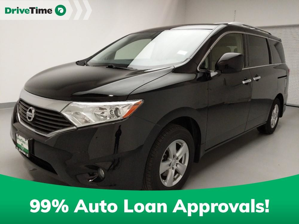2015 Nissan Quest in Torrance, CA 90504