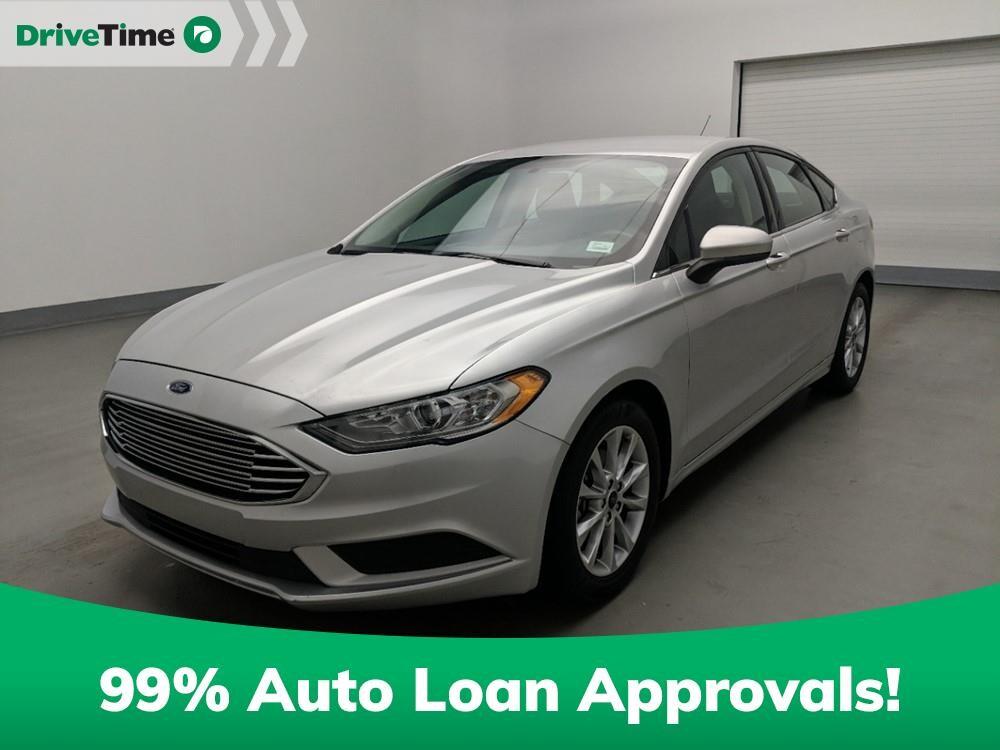 2017 Ford Fusion in Marietta, GA 30062