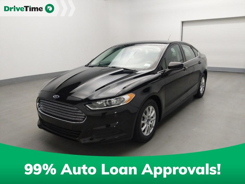 2016 Ford Fusion in Stone Mountain, GA 30083