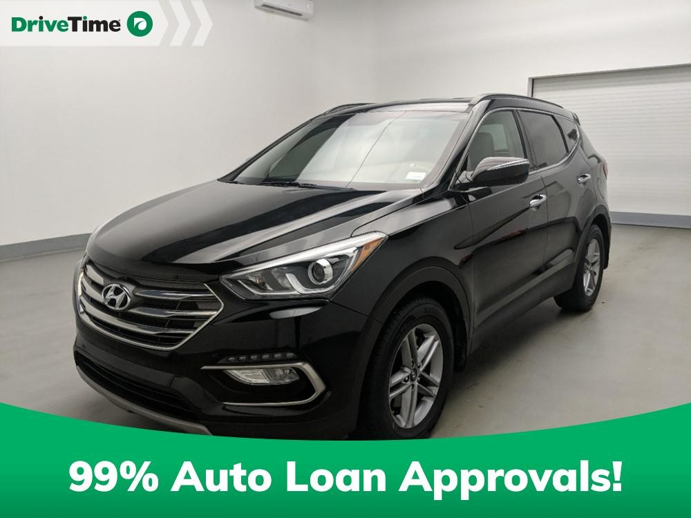 2018 Hyundai Santa Fe in Stone Mountain, GA 30083