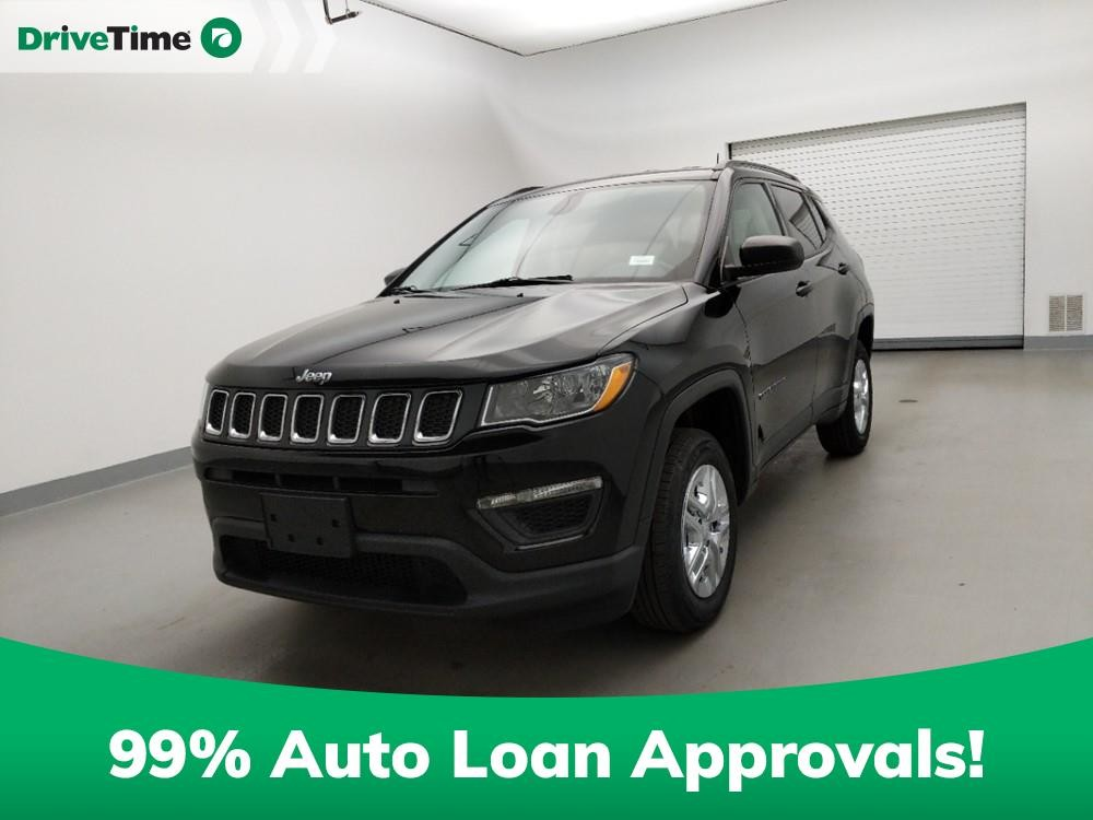 2017 Jeep Compass in Charlotte, NC 28273