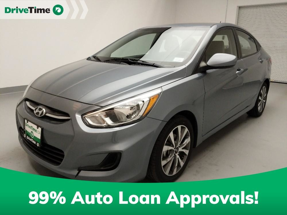 2017 Hyundai Accent in Torrance, CA 90504