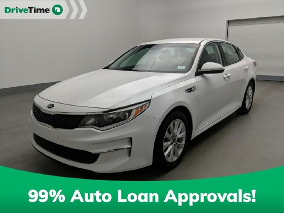 2016 Kia Optima in Stone Mountain, GA 30083 - 1799314