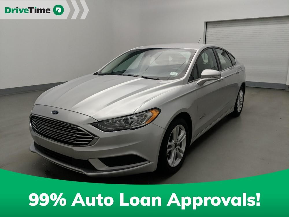 2018 Ford Fusion in Stone Mountain, GA 30083