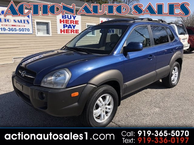 2006 Hyundai Tucson in Wendell, NC 27591