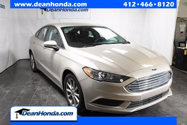 2017 Ford Fusion in Pittsburgh, PA 15236