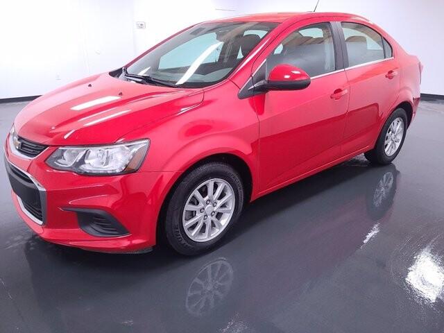 2017 Chevrolet Sonic in Marietta, GA 30060