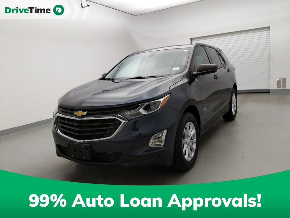 2018 Chevrolet Equinox in Charlotte, NC 28273