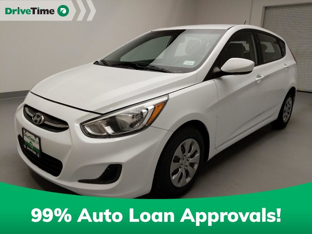 2017 Hyundai Accent in Downey, CA 90241