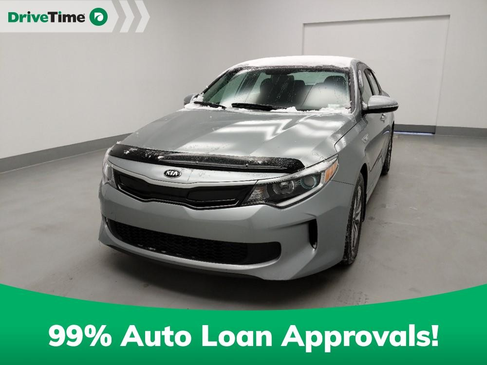 2017 Kia Optima in Pelham, AL 35124