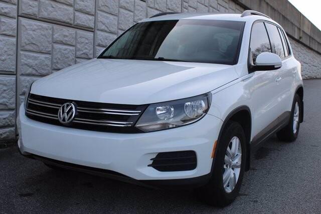 2017 Volkswagen Tiguan in Decatur, GA 30032
